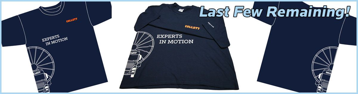 Collett Limited Edition Trucking T-Shirts