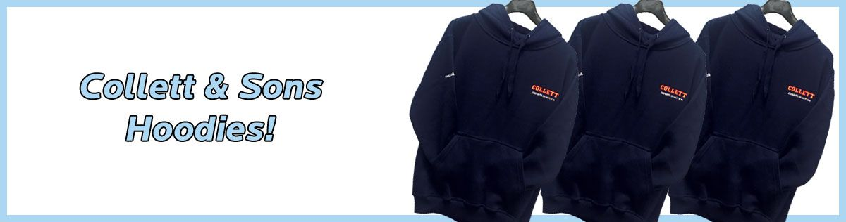 Collett & Sons Ltd Official Hoodies