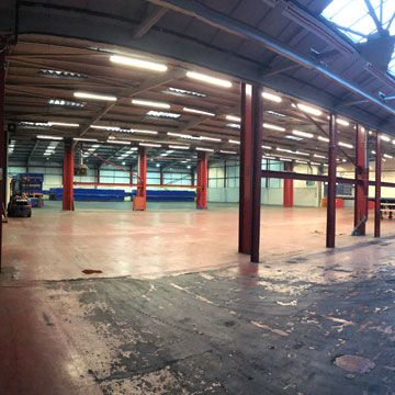 76,000 sq ft Bradford Expansion