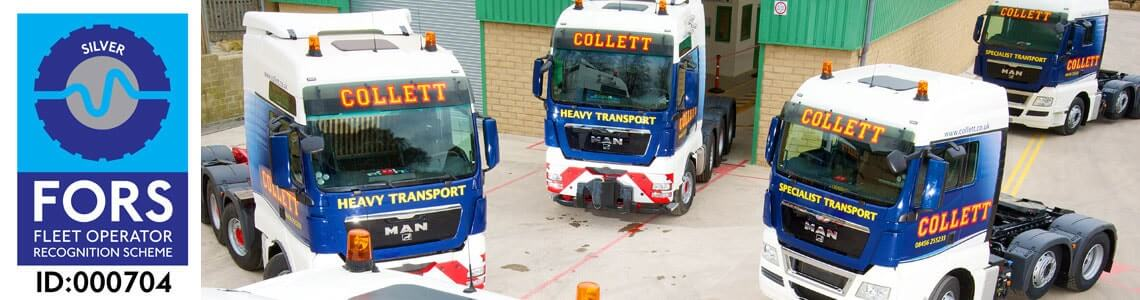 FORS Silver Audit Approval Accreditation for Collett