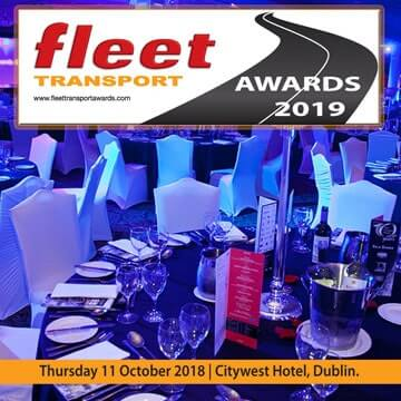 Fleet Transport Awards Shortlist for Collett