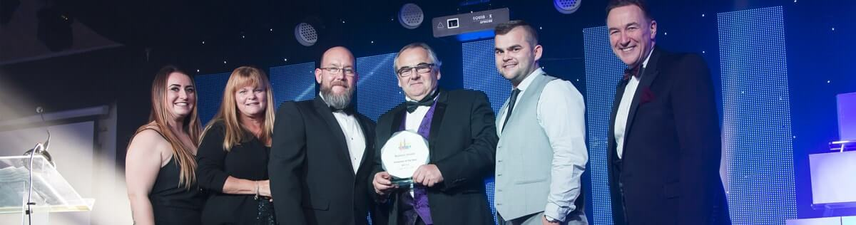 Collett Named Innovator of the Year at Halifax Business Awards
