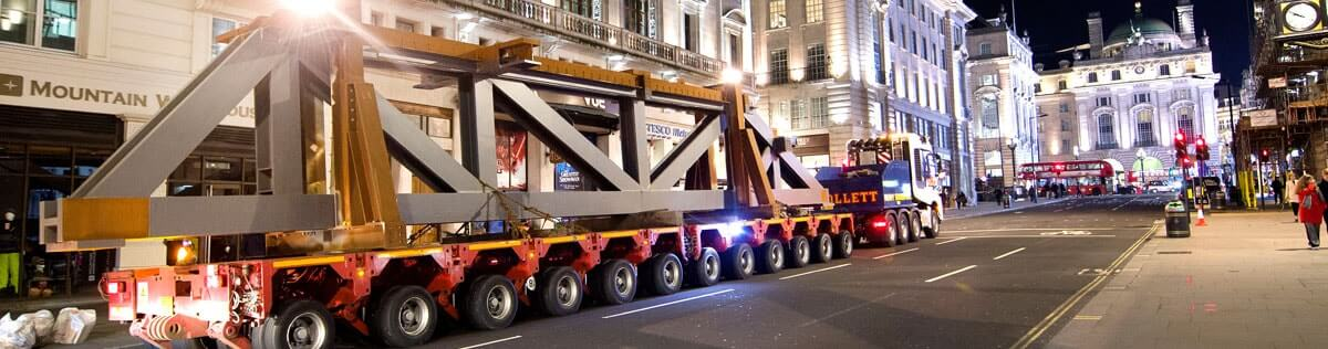 Central London Heavy Haulage