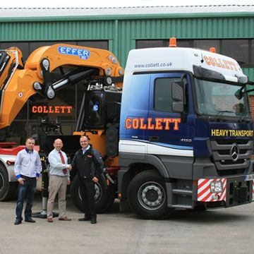 Effer 205 Tonne/Meter Crane Joins the Fleet