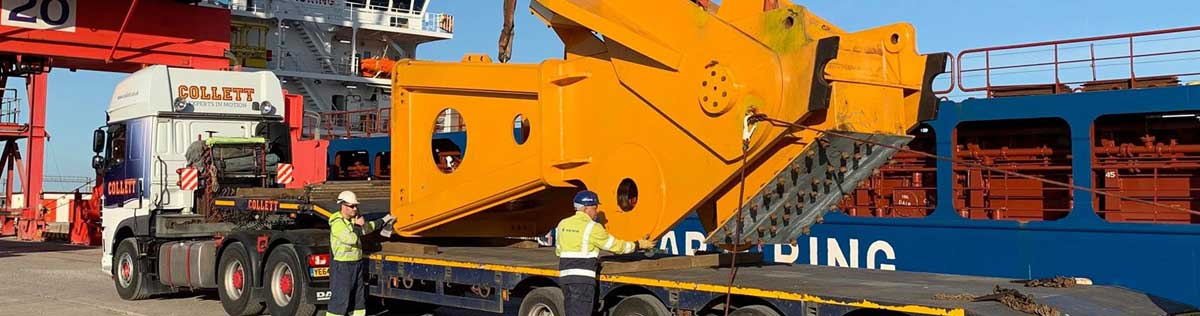 Delivering Sarens SGC-250, the World's Largest Crane
