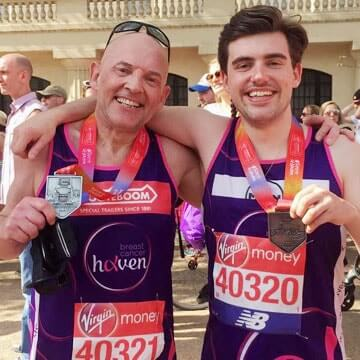 Team Collett Conquer the London Marathon!