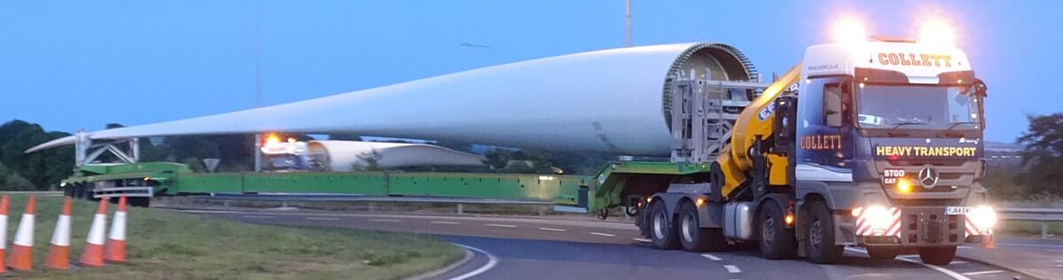 Collett Ireland Deliver Tullahennel & Meenwaun Wind Farm Projects, Ireland