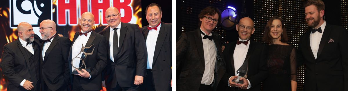 Prestigious Project Nets Two Awards for Collett
