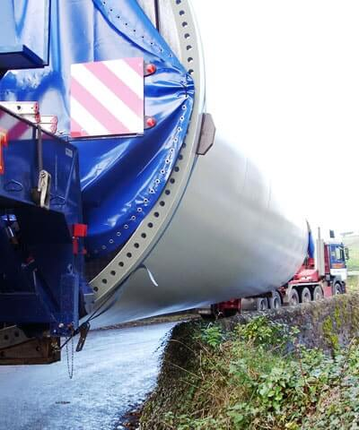 Transport Consulting Topographical Surveys & Abnormal Load Route Planning
