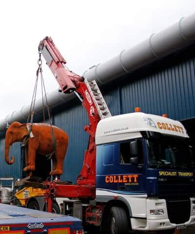BS7121 Flexible Delivery Heavy Lift Rigid Crane Vehicles & Lorry Loaders