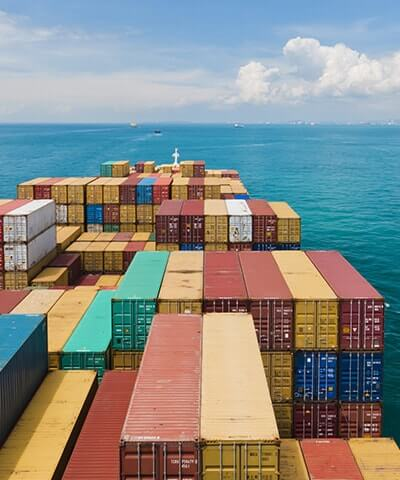 Sea, Air, Rail & Road Freight Forwarding Shipments