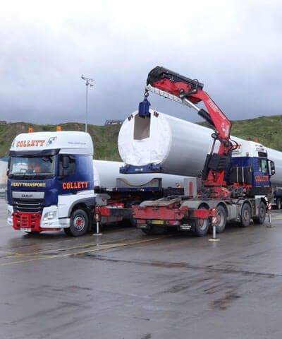 Heavy Transport & General Haulage Crane Vehicles & Appointed Persons
