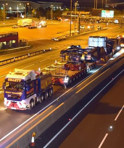 Collett Heavy Transport & Abnormal Loads