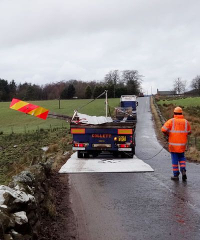 Heavy Transport Consulting Abnormal Load Test Drives