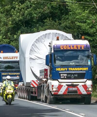 Abnormal Load Route Planning, Environment, Surveying & Reports