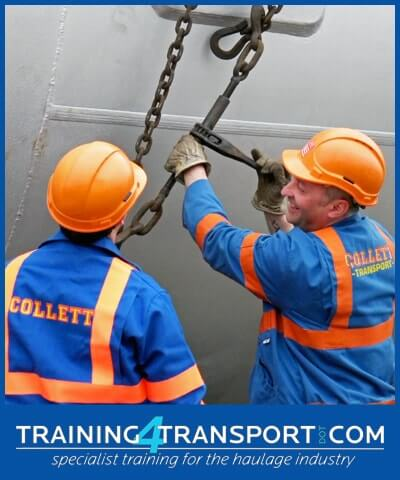 Training 4 Transport Specialist Courses for the Heavy Haulage Industry
