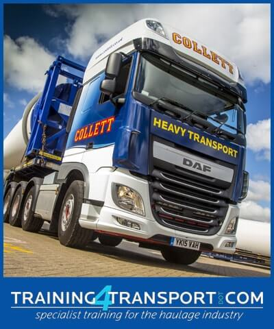 City & Guilds, Driver CPC & Abnormal Loads Qualifications
