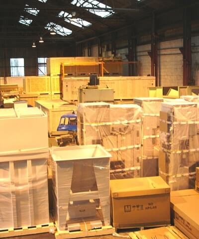 Indoor Warehousing & Heavy Lift Storage