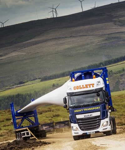 Wind Turbine & Abnormal Loads Route Analysis