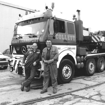 Collett Transport Specialist Vehicles