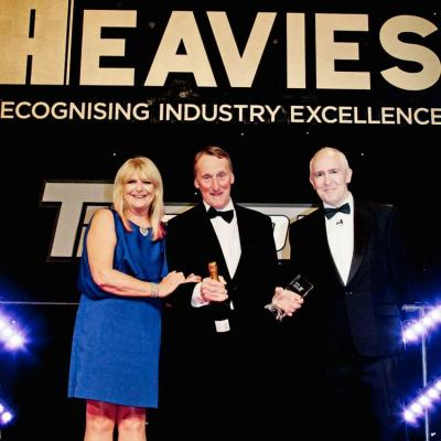 2018 Heavies CAT3 Award